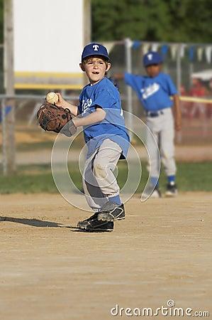 Free Baseball Ready Royalty Free Stock Photography - 3932147