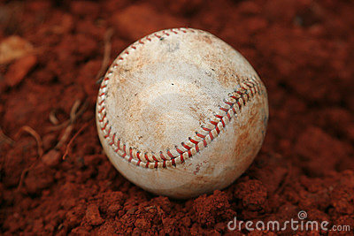 Baseball in Red Dirt