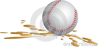 Baseball splat