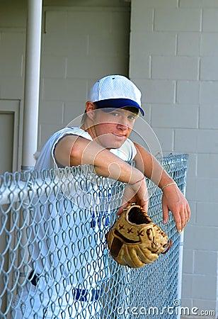 Free Baseball Waiting Game Royalty Free Stock Photo - 3826685