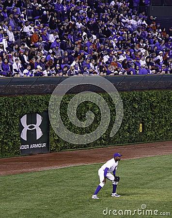 Baseball - Wrigley Field s Historic Ivy Walls Editorial Image