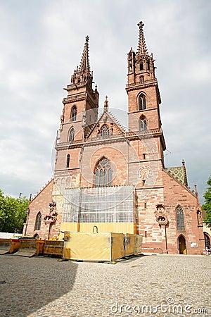 The Basel Münster