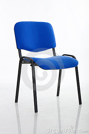 Basic cloth covered office chair