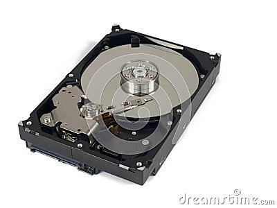 Basic hard drive
