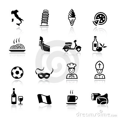 Basic - Italian icons