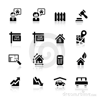 Basic - Real estate icons