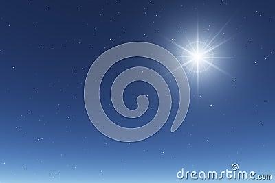 Basic Starry Night Sky
