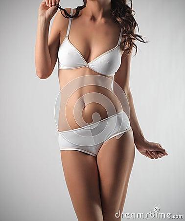 Free Basic Underwear Royalty Free Stock Photography - 18335827