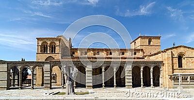 Basilica. Avila