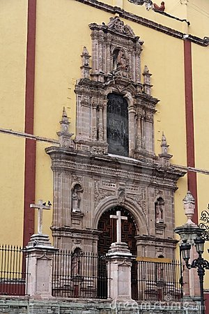 Basilica de Guanajuato