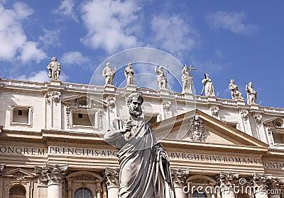 Basilica della st Peters