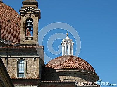 The Basilica di San Lorenzo - Florence