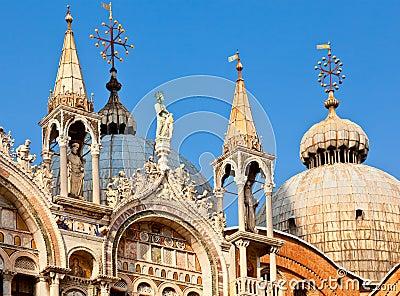 Basilica di San Marco detail