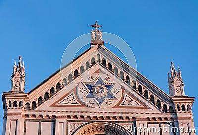Basilica di Santa Croce, Detail