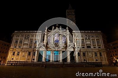 Basilica di Santa Maria Maggiore - one of the most