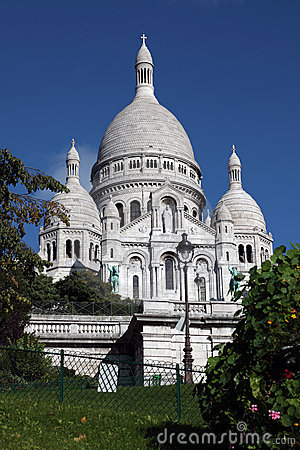 Basilica du Sacre Coeur