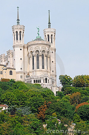 Basilica in Lyon