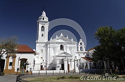 Basilica Nuestra Senora del Pilar Buenos Aires