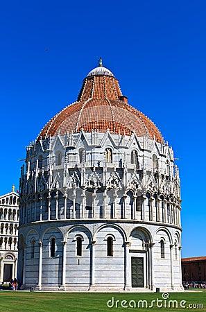 Basilica in Pisa