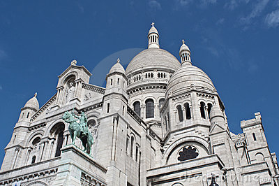 Basilica of the Sacred Heart of Jesus of Paris