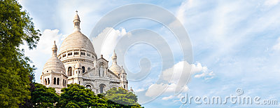 Basilica  Sacred Heart of Paris