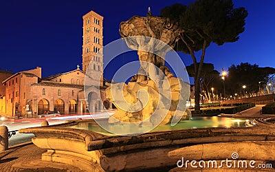 Basilica of Saint Mary in Cosmedin, Rome