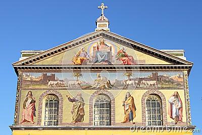 Basilica of Saint Paul outside the walls