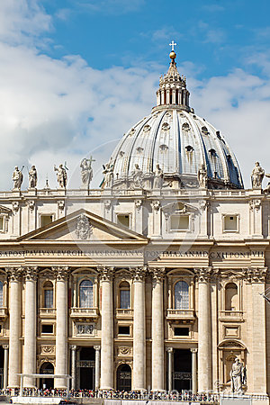 Basilica of Saint Peter, Vatican, Rome