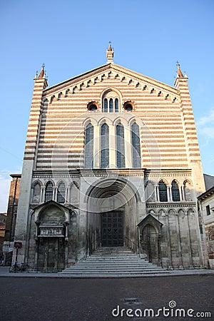 Basilica of San Fermo in Verona