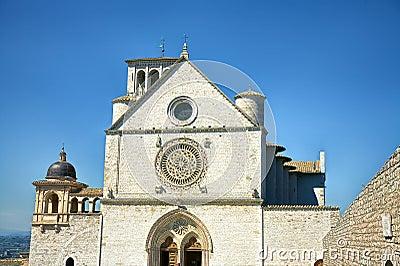Basilica of San Francesco in Assisi