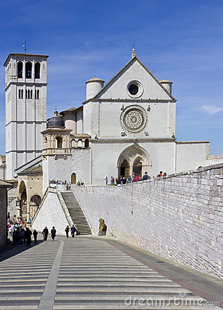 Basilica of San Francesco in Assisi