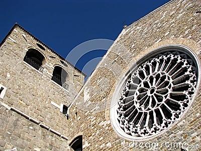 Basilica San Giusto, Trieste, Italy