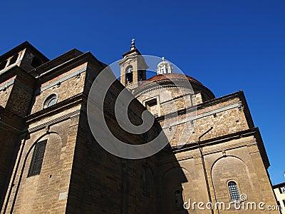 Basilica of San Lorenzo Italy
