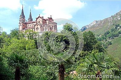 Basilica of Santa Maria la Real of Covadonga