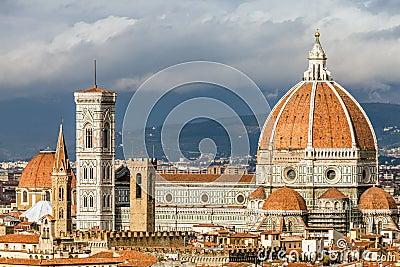 Basilica Santa Maria Del Fiore, Florence
