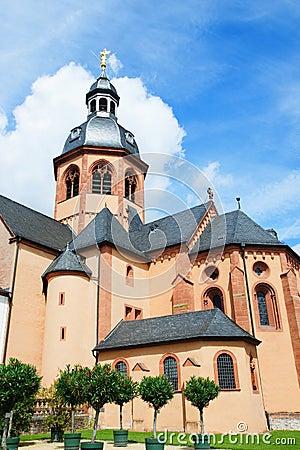 Basilica in Seligenstadt