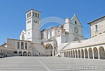 Basilica, St Francis of Assisi