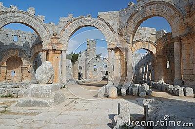 Basilica of St Simeon