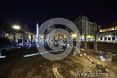 Basilica Ulpia is Roman civic building