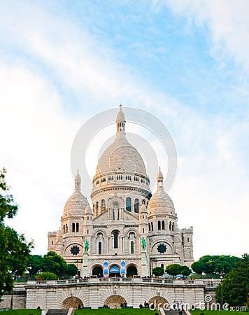 Free Basilique Du Sacre Coeur, Paris Stock Image - 16703441