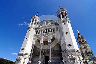 Basilique Notre-Dame de Fourivere Notre dame