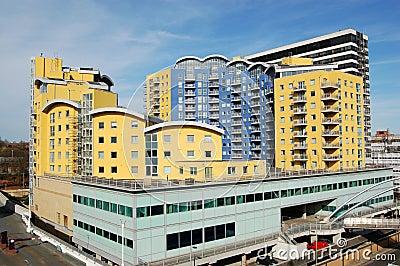 Basingstoke Town Centre | RM.