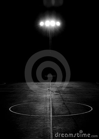 Free Baskeball Court Stock Images - 6992774