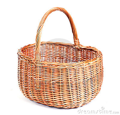 Free Basket Royalty Free Stock Image - 18528776