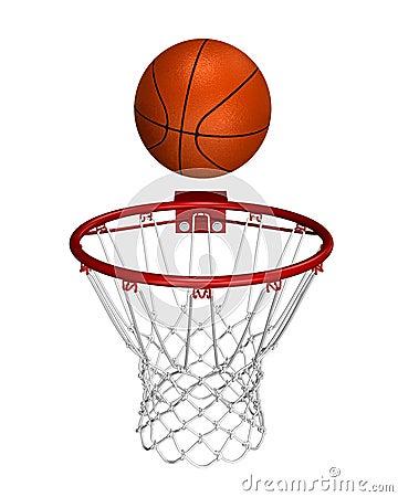 Free Basket Ball Stock Photography - 809872