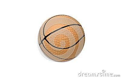 Basket-ball ball