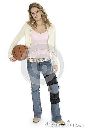 Basket Ball College Student
