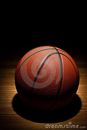 Basket-ball sur la cour