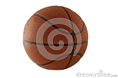 A basket balls