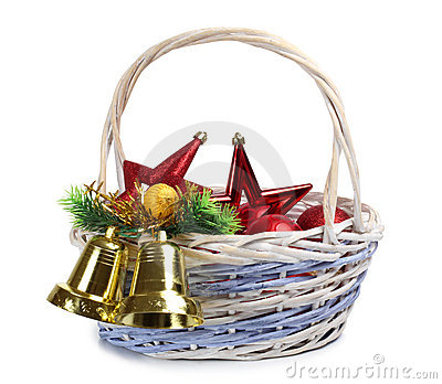Basket and bells